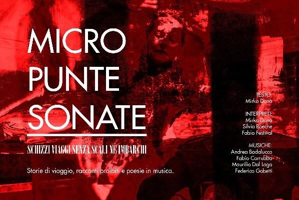 Micro Punte Sonate – Live