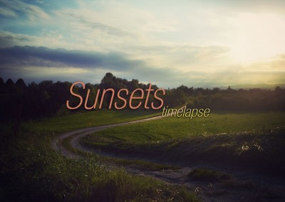 Sunsets – Timelapse